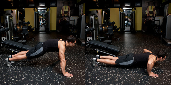 Wide-Grip-Push-Up